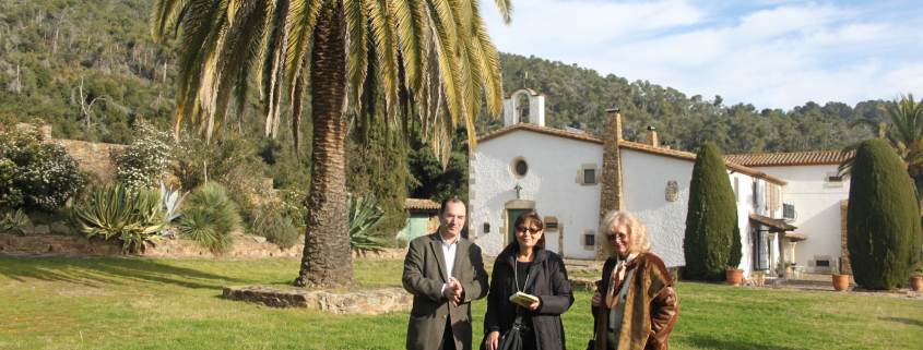 Winery tour in Emporda Spain