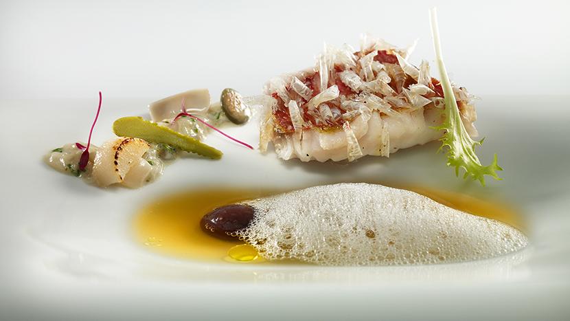 Martín Berasategui dish