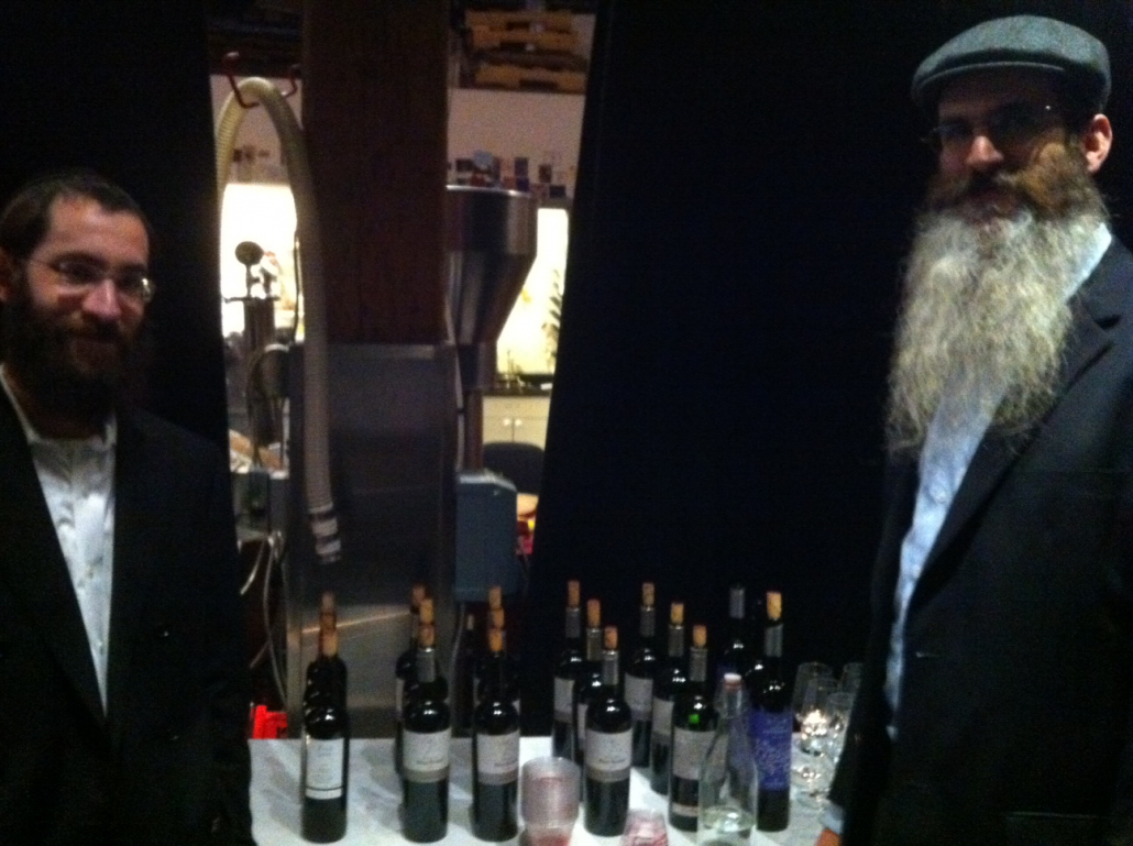 celler de capçanes kosher wine tour