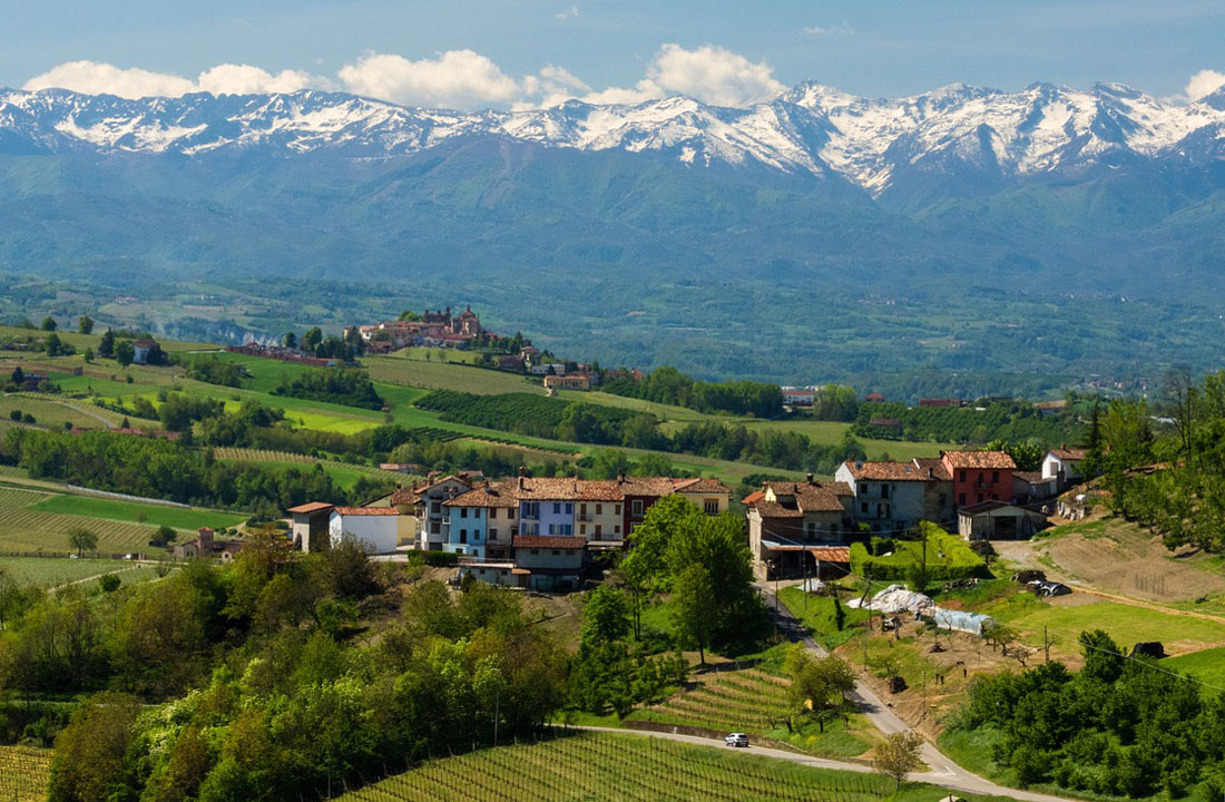 FOOD & WINE TOUR ITALY & FRANCE